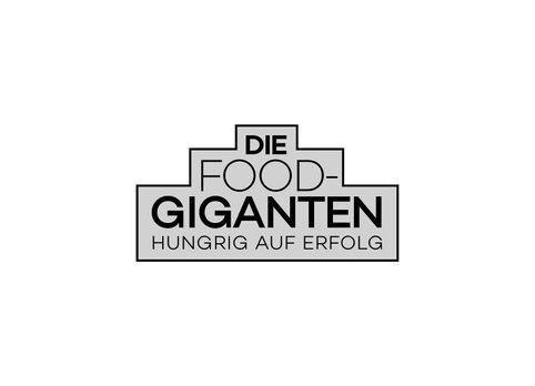Die Food-Giganten - DIE FOOD-GIGANTEN - Logo - Bildquelle: kabel eins