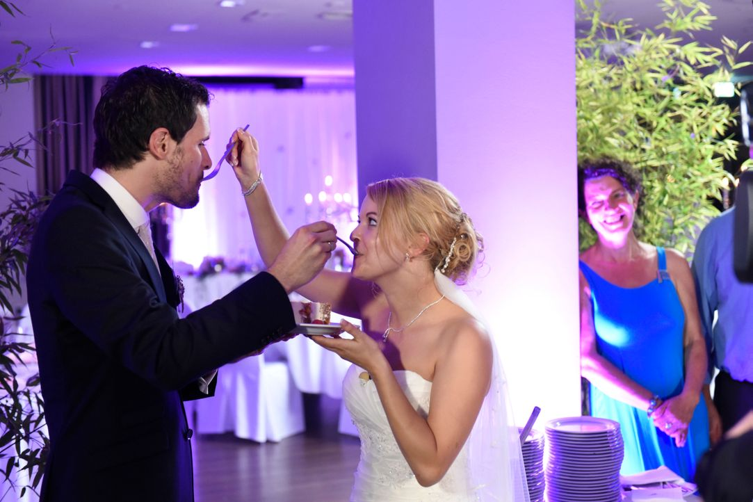 Ramona-Stephan-Hochzeitstore - Bildquelle: Christoph Assmann