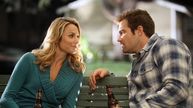 Lassen alte Zeiten wieder aufblühen: Rory (Stacy Keibler, l) und Eddie (Geoff...