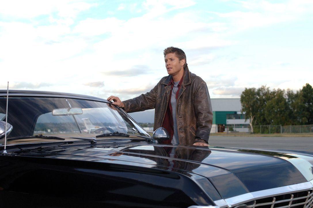 Nach einem mysteriösen Flugzeugabsturz erhält Dean (Jensen Ackles) einen Anruf von einem alten Freund seines Vaters, der ihn dringend um seine Hilfe... - Bildquelle: Warner Bros. Television