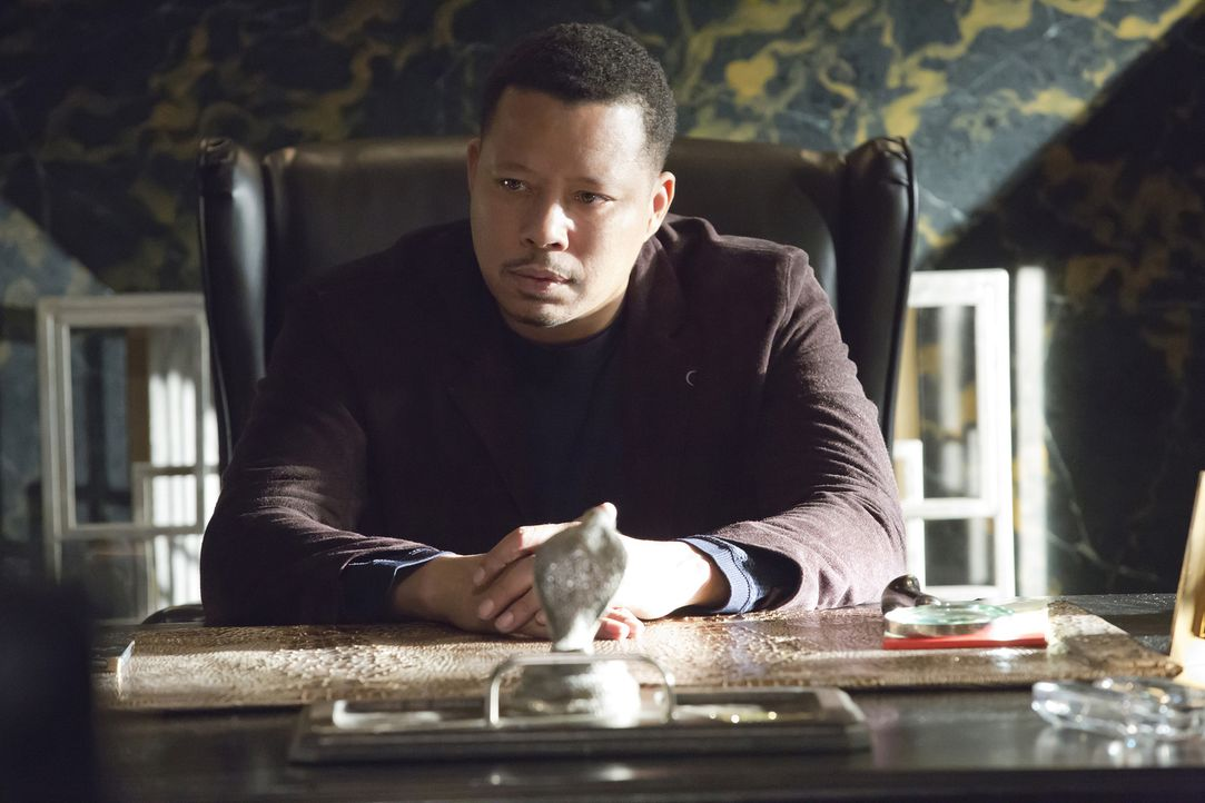 Veränderungen stehen in seinem Leben an: Lucious (Terrence Howard) ... - Bildquelle: 2015-2016 Fox and its related entities.  All rights reserved.
