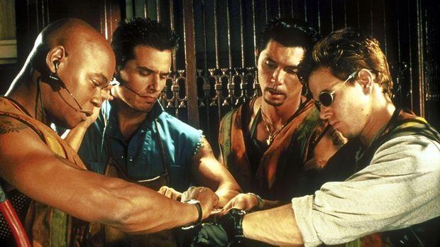 Nichts ist so gefährlich wie gute Freunde: Da Mel (Mark Wahlberg, r.) ein aus...