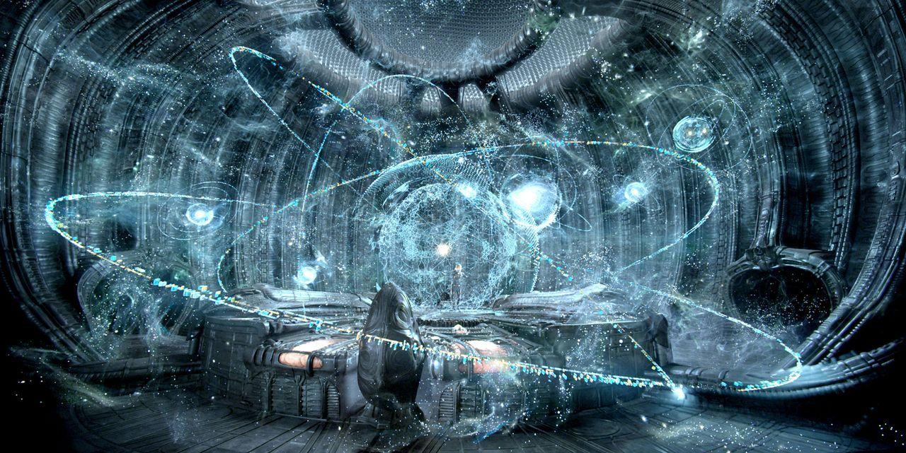 In einer Höhle auf der schottischen Insel Skye werden steinzeitliche Wandmalereien gefunden, die fremde Wesen und eine Sternenformation zeigen. Arch... - Bildquelle: TM and   2012 Twentieth Century Fox Film Corporation.  All rights reserved.