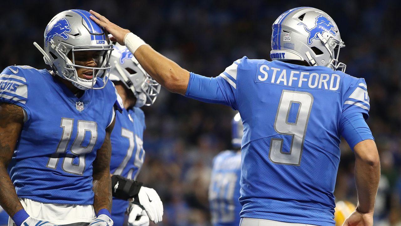 Draft Pick 8: Detroit Lions - Bildquelle: 2018 Getty Images