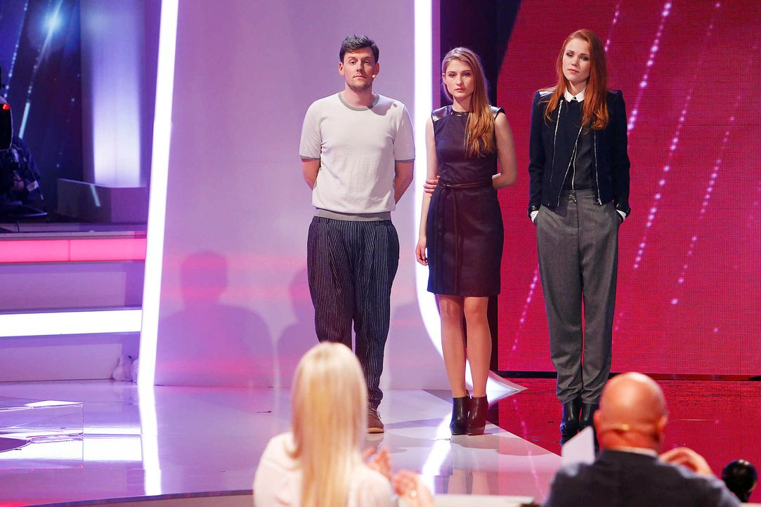 Fashion-Hero-Epi05-Show-23-ProSieben-Richard-Huebner - Bildquelle: Richard Huebner