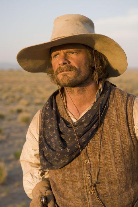 Das Leben hält einige Hürden für den tapferen Ranger Gus McCrae (Steve Zahn) bereit ... - Bildquelle: 2006 CBS Broadcasting Inc. All Rights Reserved.