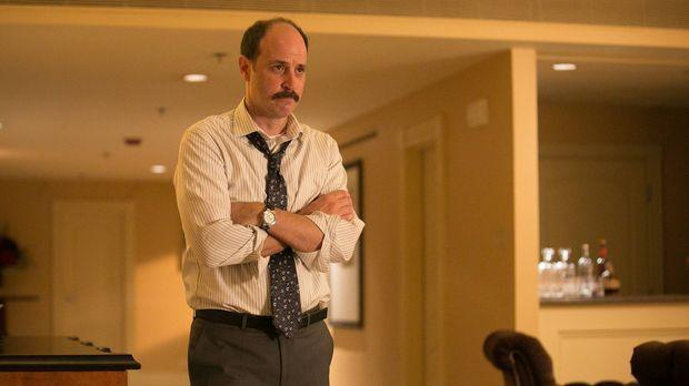 Francis Gibson, der Kopf der Entführer, setzt seinen Rachefeldzug fort. Er er...