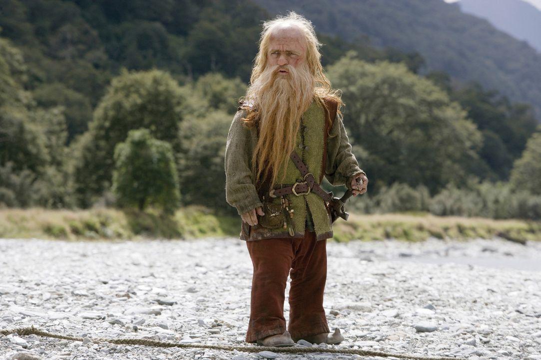 Klein, aber oho: Der wagemutige Zwerg Trumpkin (Peter Dinklage) nimmt den Kampf gegen den Tyrannen auf ... - Bildquelle: Disney - ABC - ESPN Television