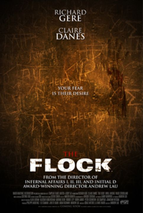 The Flock - Dunkle Triebe - Plakatmotiv - Bildquelle: Kinowelt Filmverleih GmbH