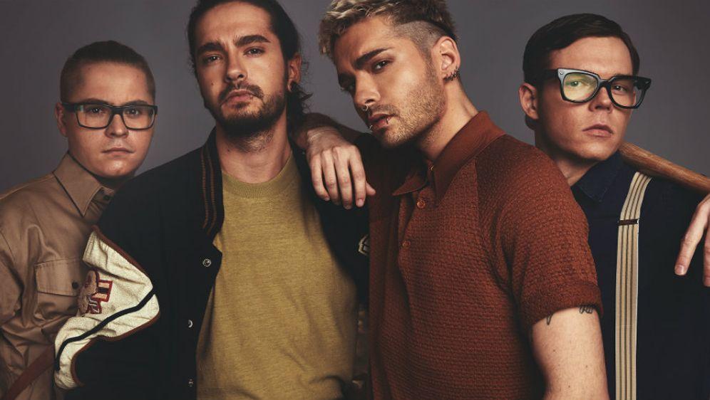 Tokio Hotel - Boy Don't Cry - Bildquelle: Lado Alexi