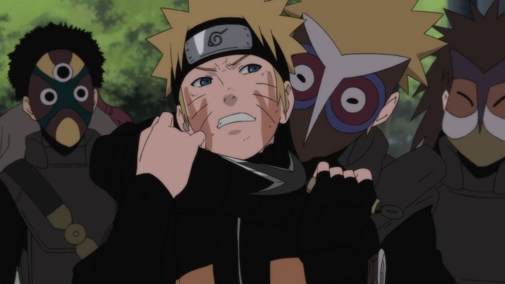 Naruto Shippuden The Movie: The Lost Tower - Bildquelle: 2002 MASASHI KISHIMOTO /2007 Shippuden   NMP 2010