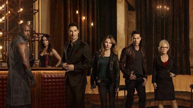 Lucifer Staffel 5 Wieviel Folgen