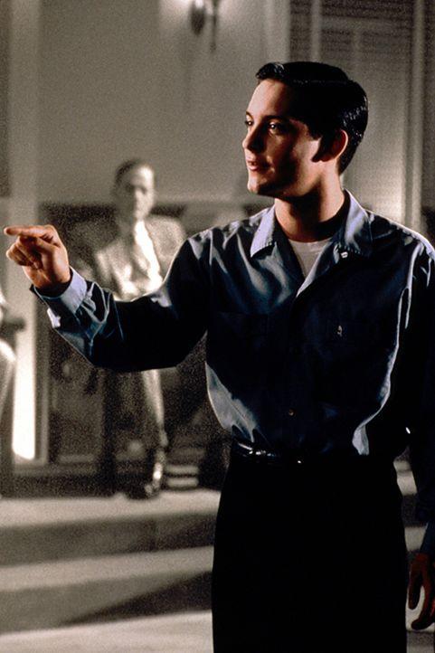 David (Tobey Maguire) - Bildquelle: Warner Bros. Entertainment Inc.