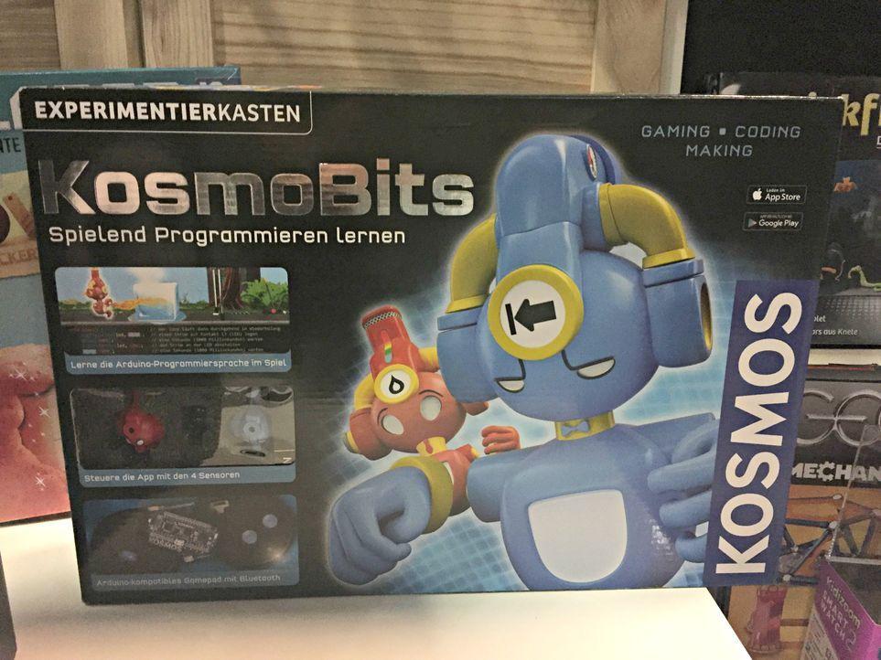 "Top 3 ""Technik""1. ""KosmoBits Spielend Programmieren lernen&qu..."
