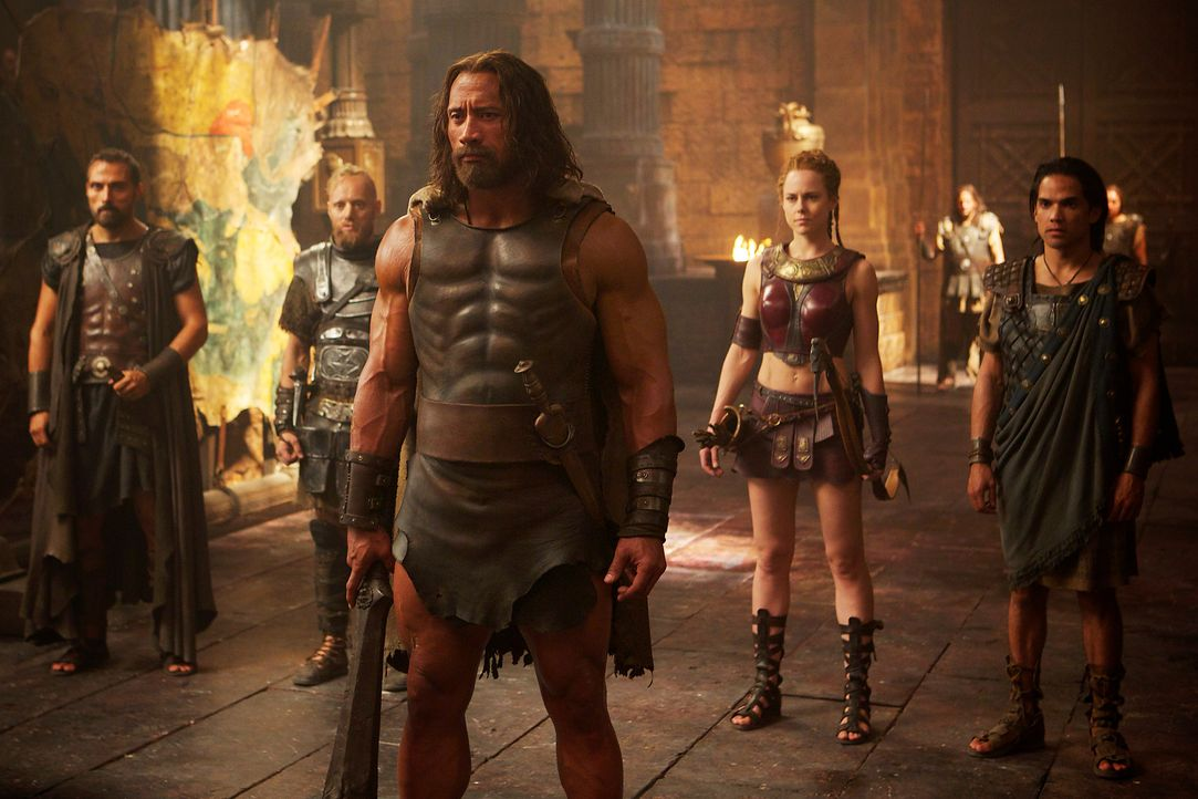 Hercules-14-Paramount-MGM - Bildquelle: 2014 Paramount Pictures and Metro-Goldwyn-Mayer Pictures. All Rights Reserved.