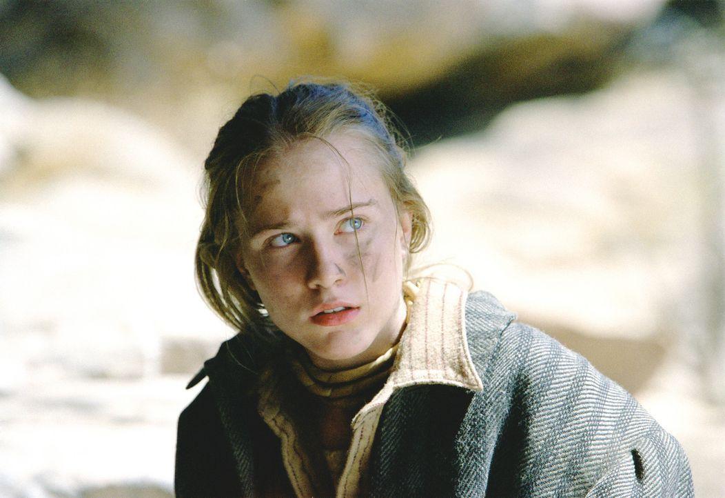 Maggies ältere Tochter Lilly (Evan Rachel Wood) empfindet das karge Leben auf dem Bauernhof langweilig und öde. Das geschäftige Treiben der nahen... - Bildquelle: 2004 Sony Pictures Television International. All Rights Reserved.