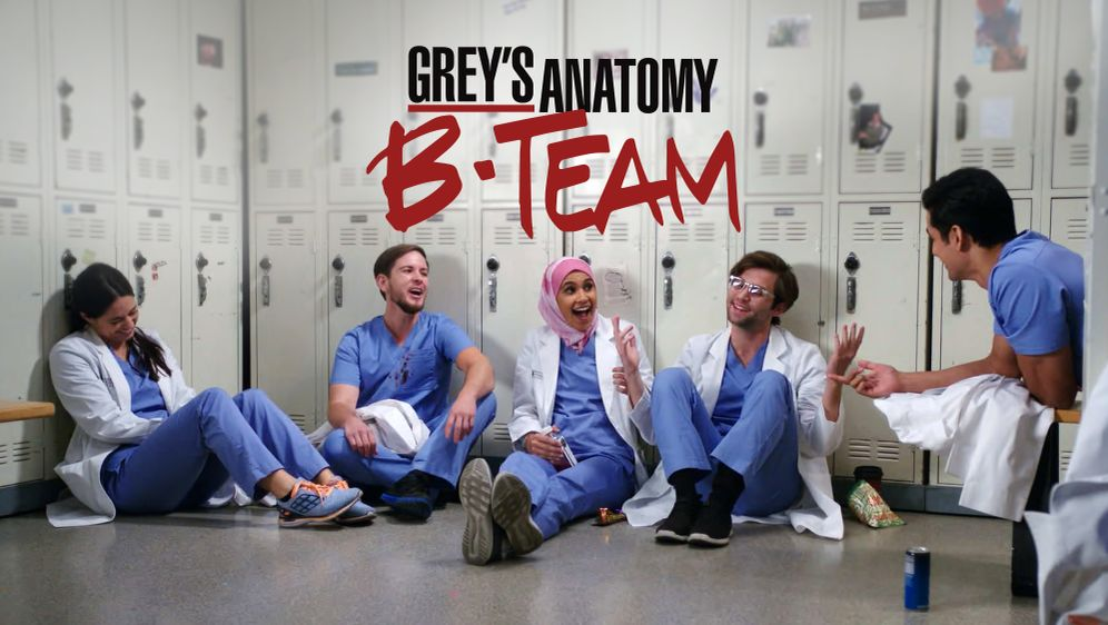 Grey\'s Anatomy - B-Team online streamen