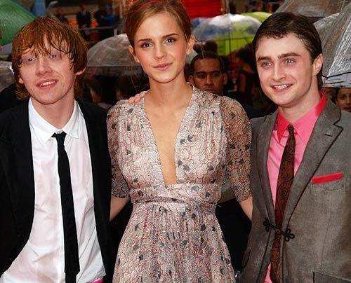 Galerie: Emma Watson - Bildquelle: AFP