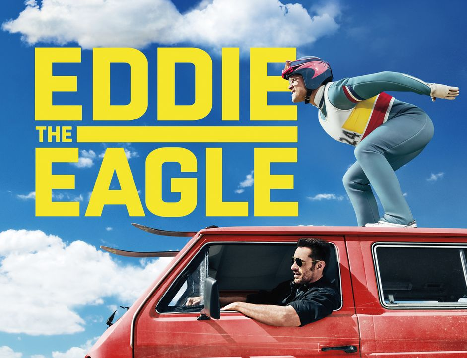 Eddie the Eagle - Alles ist möglich - Artwork - Bildquelle: 2016 Twentieth Century Fox Film Corporation.  All rights reserved.