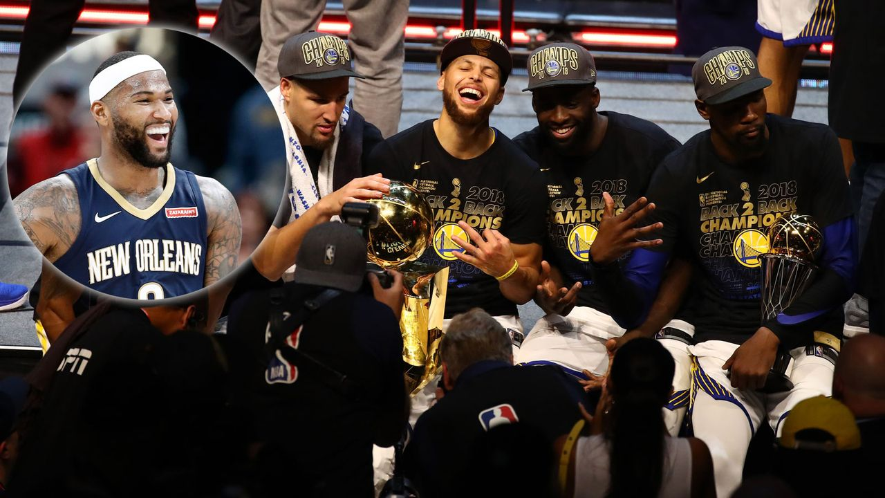 Golden State Warriors - Bildquelle: 2018 Getty Images