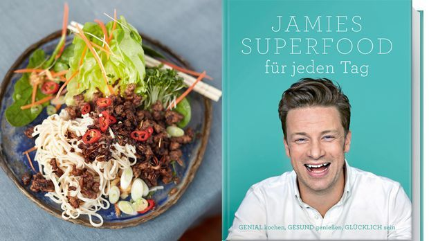 Jamies Super Food: Knuspriges Rindfleisch Asia Style - Hero Stage Teaser