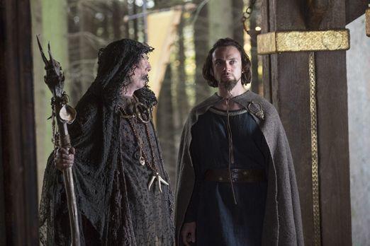 Vikings - Nur seine Unfähigkeit, während der Überprüfung seine wahre Glaubens...
