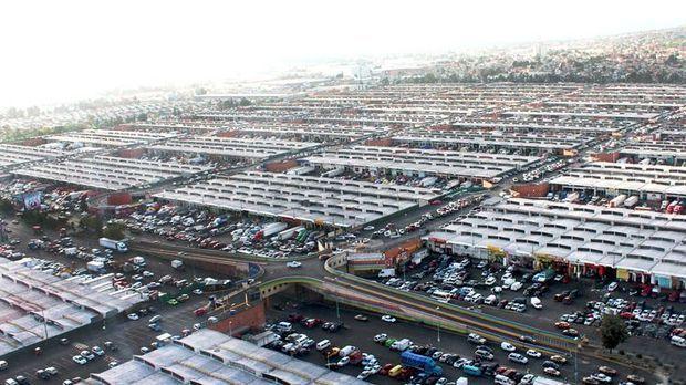 Abenteuer Leben - Abenteuer Leben - Mittwoch: Die Größten Märkte Der Welt: Mexico City