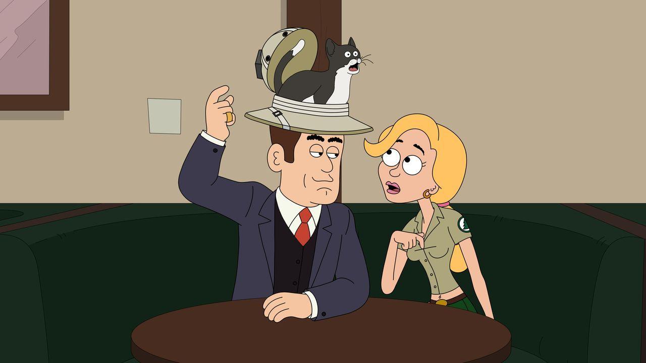 Der Abend, an dem ihr Freund mit Ethel (r.) Schluß macht, endet in einem Desaster ... - Bildquelle: 2014 Twentieth Century Fox Film Corporation and Comedy Partners.  All rights reserved.