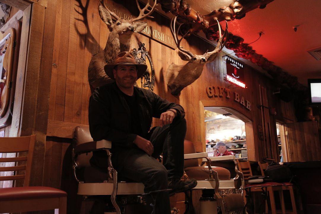 Forrest Fenn hatte kurz vor seinem achtzigsten Geburtstag eine verrückte Idee: Er versteckte einen Schatz in den Rocky Mountains, den man nur finden... - Bildquelle: 2015,The Travel Channel, L.L.C. All Rights Reserved