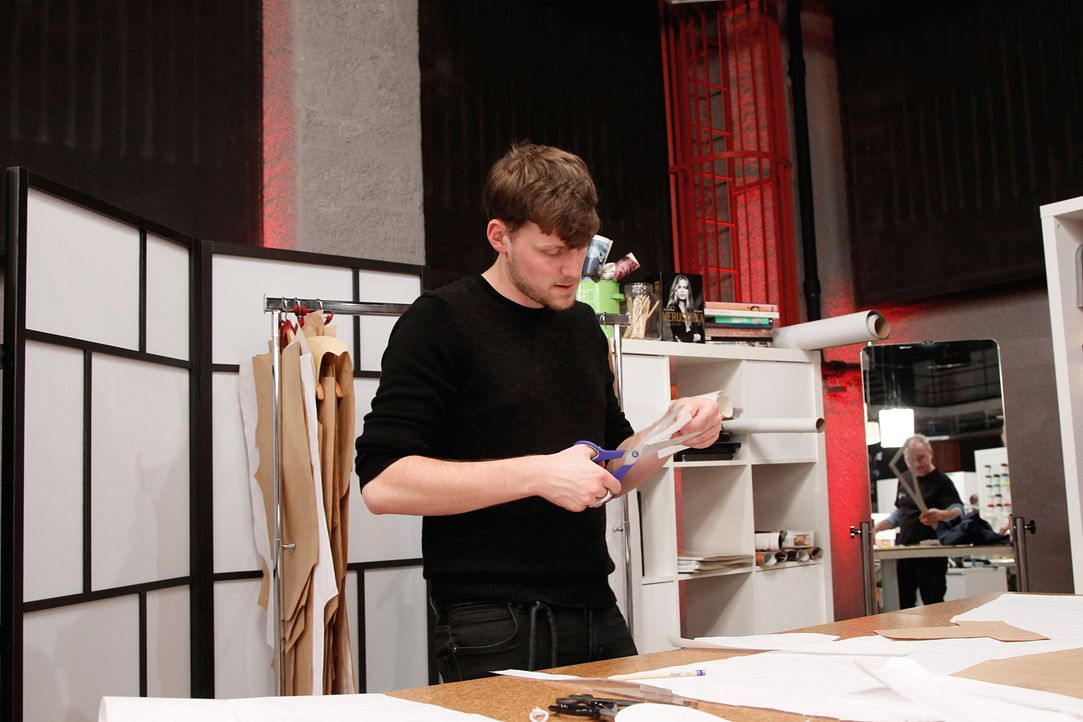 Fashion-Hero-Epi03-Atelier-42-Pro7-Richard-Huebner - Bildquelle: Richard Hübner / Pro 7