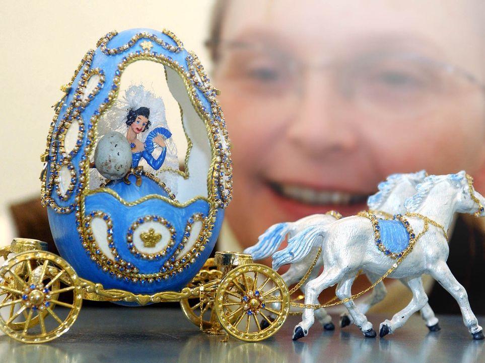Eier-Faberge-Gaenseei-dpa - Bildquelle: dpa