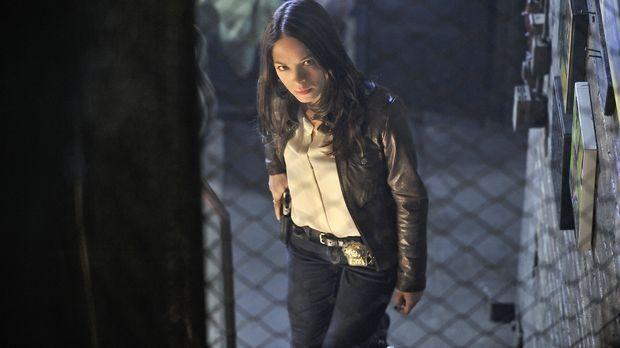 Catherine Chandler (Kristin Kreuk) ist Polizeibeamtin des Morddezernats in Ne...