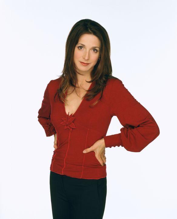 (2. Staffel) - Durch ihren gemeinsamen Sohn hat Judith (Marin Hinkle) nach wie vor Kontakt zu ihrem Ex Alan. - Bildquelle: Warner Brothers Entertainment Inc.