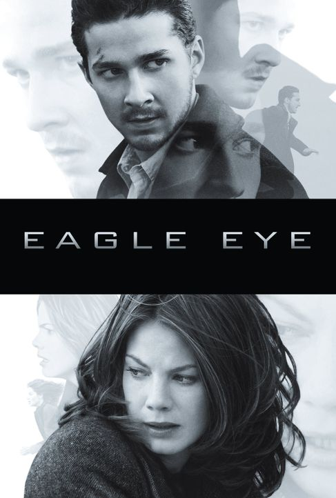 EAGLE EYE - AUSSER KONTROLLE - Artwork - Bildquelle: Paramount Pictures International