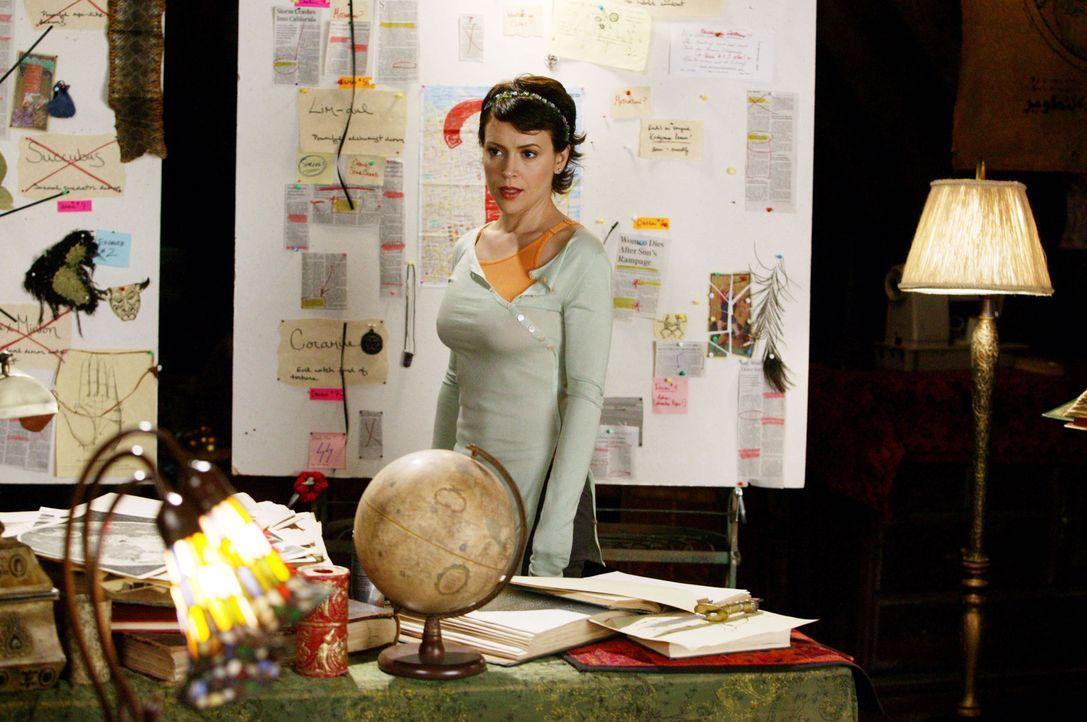 Seit Phoebe (Alyssa Milano) ihre Kräfte verloren hat, fühlt sie sich total überflüssig ... - Bildquelle: Paramount Pictures.