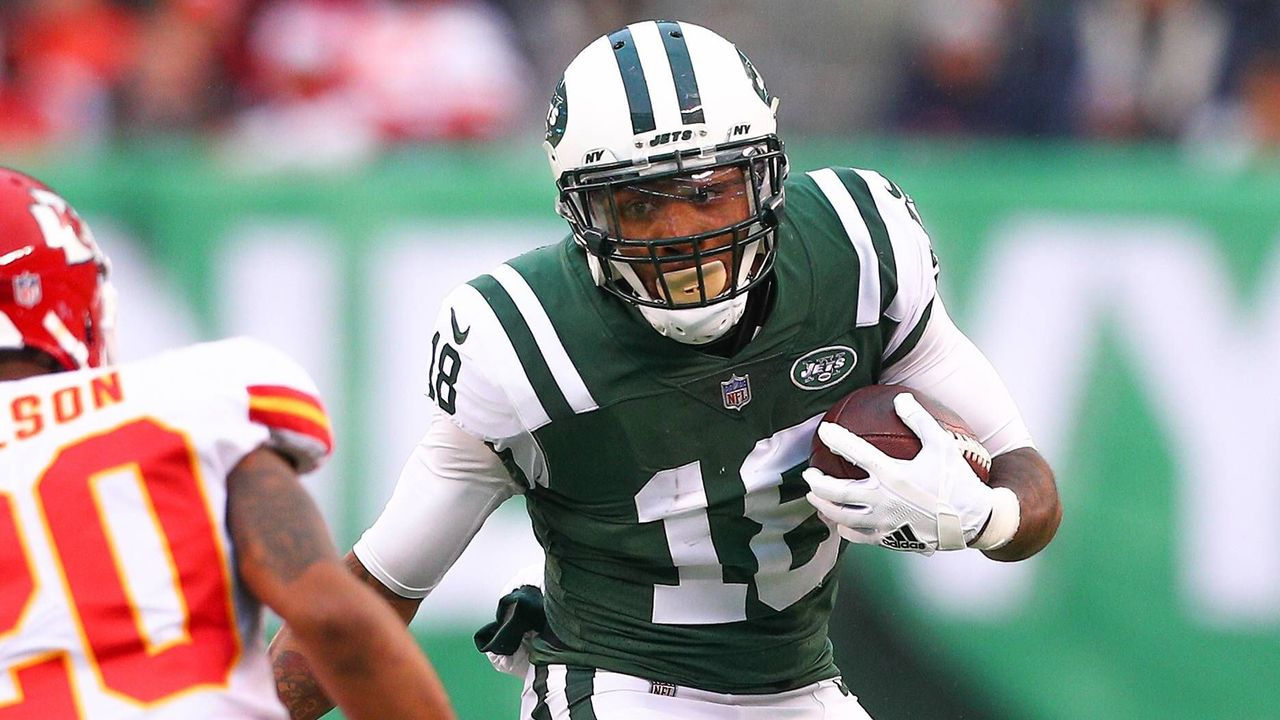 ArDarius Stewart (New York Jets) - Bildquelle: Imago