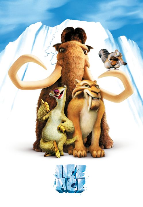 ICE AGE - Artwork - Bildquelle: 2002 Twentieth Century Fox Film Corporation.  All rights reserved.