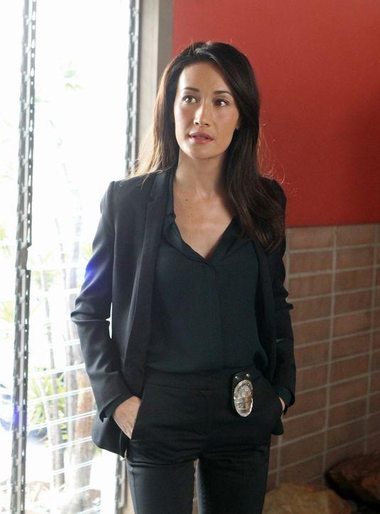 Hat sie eine gemeinsame Zukunft mit Jack? Beth (Maggie Q) ... - Bildquelle: Warner Bros. Entertainment, Inc.