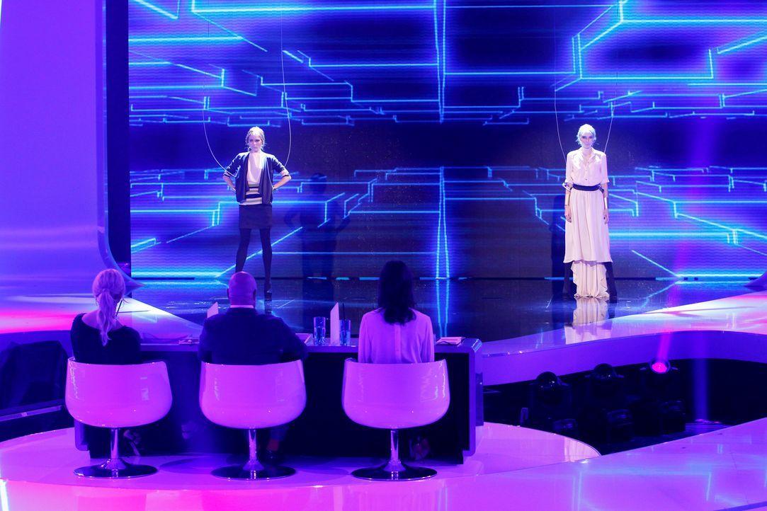 Fashion-Hero-Epi01-Show-05-ProSieben-Richard-Huebner - Bildquelle: ProSieben / Richard Huebner