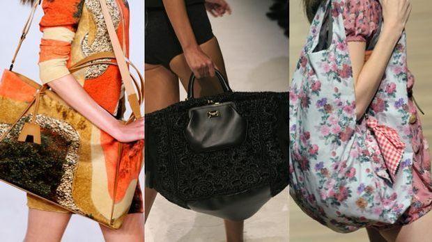 Big Bags: Hip und praktisch