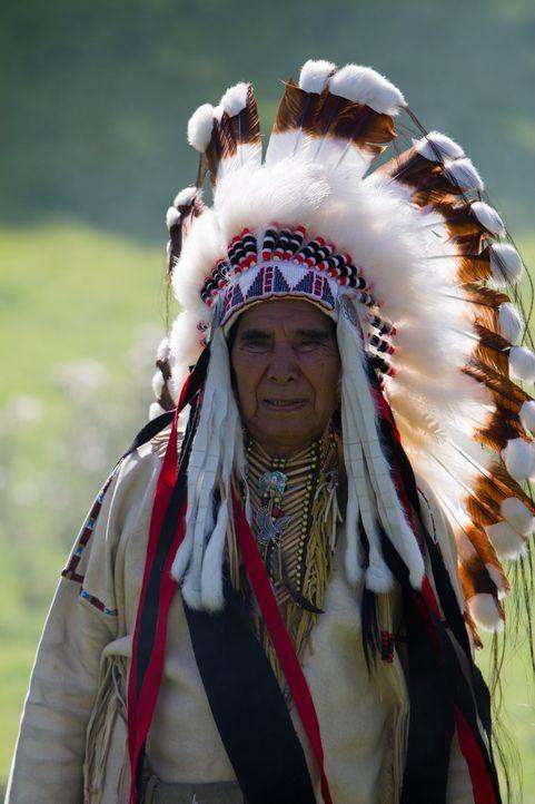 Sitting Bull, der große Häuptling der Geschichte, trotzte den US-Behörden und führte die amerikanischen Indianer in das größte Massaker von US-Solda... - Bildquelle: 2011 - Parthenon Entertainment Ltd. All rights reserved.