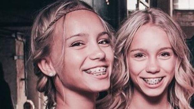 So schnell wie die Zwillinge Lisa und Lena ist noch kaum ein anderer Internet...
