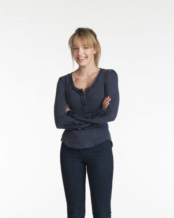 (1. Staffel) - Christys Teenager-Tochter Violet (Sadie Calvano) ist nicht immer ihrer Meinung ... - Bildquelle: Warner Bros. Television