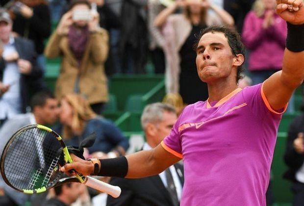 Rafael Nadal ließ Alexander Zverev keine Chance