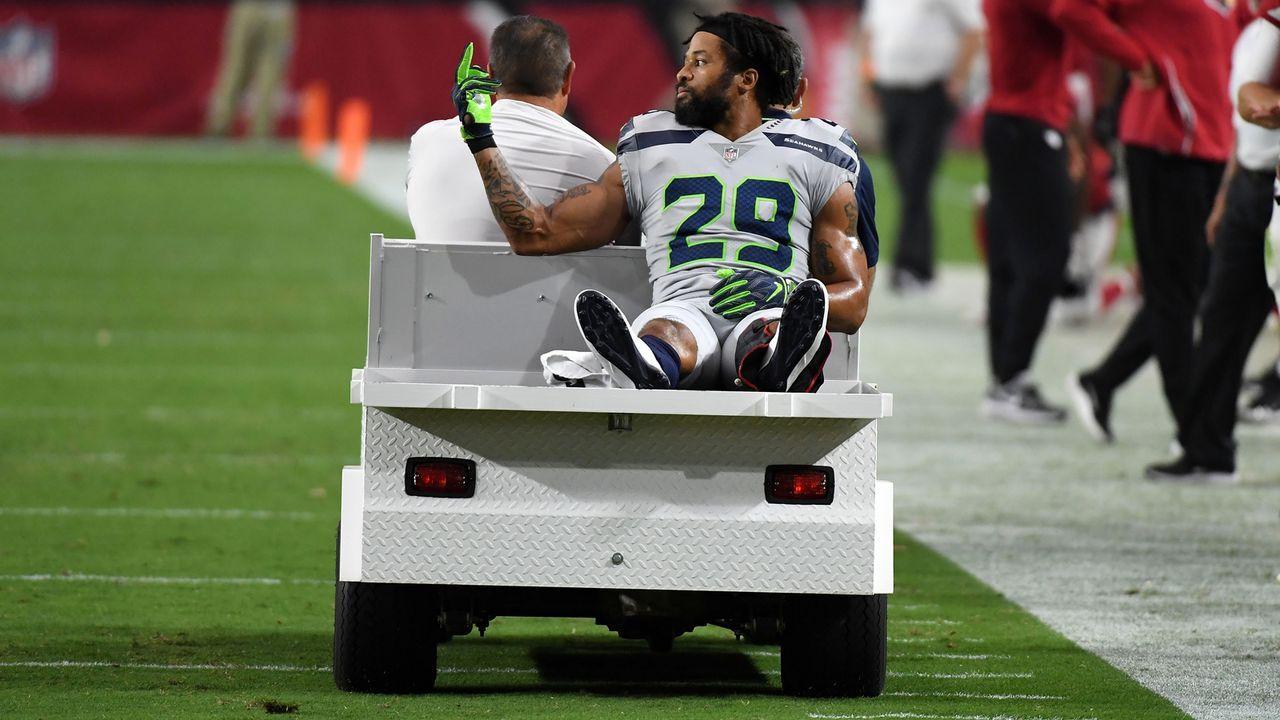 Earl Thomas (Safety) - Bildquelle: 2018 Getty Images