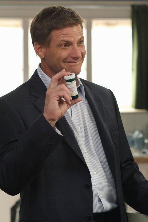 Nach seinem Arztbesuch kommt Tom (Doug Savant) gut gelaunt nach Hause und schwärmt von den Methoden des neuen Arztes. Lynette freut sich sehr darübe... - Bildquelle: ABC Studios