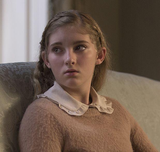 Willow Shields spielt Primrose Everdeen - Bildquelle: Studiocanal