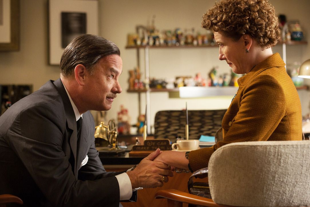 Saving-Mr-Banks-Szenenbilder-04-Walt-Disney - Bildquelle: ©Disney Enterprises, Inc.  All Rights Reserved.
