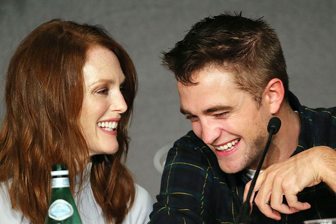 Cannes-Filmfestival-Julianne-Moore-Robert-Pattinson-140519-1-AFP - Bildquelle: AFP