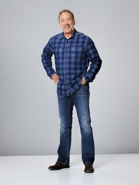(4. Staffel) - Mike Baxter (Tim Allen) ist ein ganzer Kerl. Doch Zuhause hat er es mit vier Frauen zu tun. Da ist Chaos vorprogrammiert ... - Bildquelle: 2014-2015 American Broadcasting Companies.  All rights reserved.
